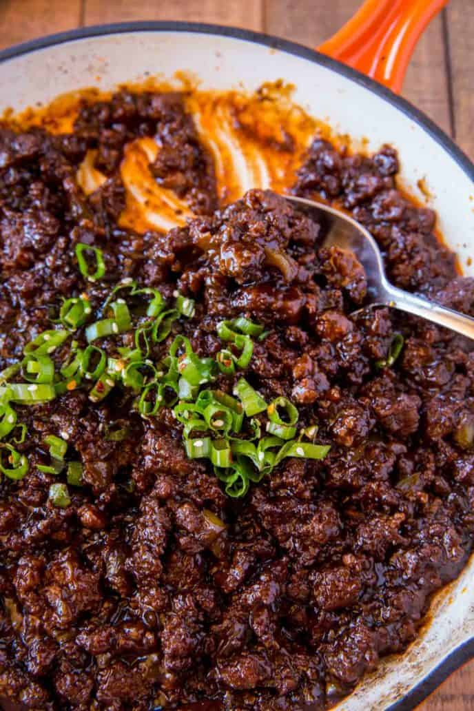 Ground Korean Beef
