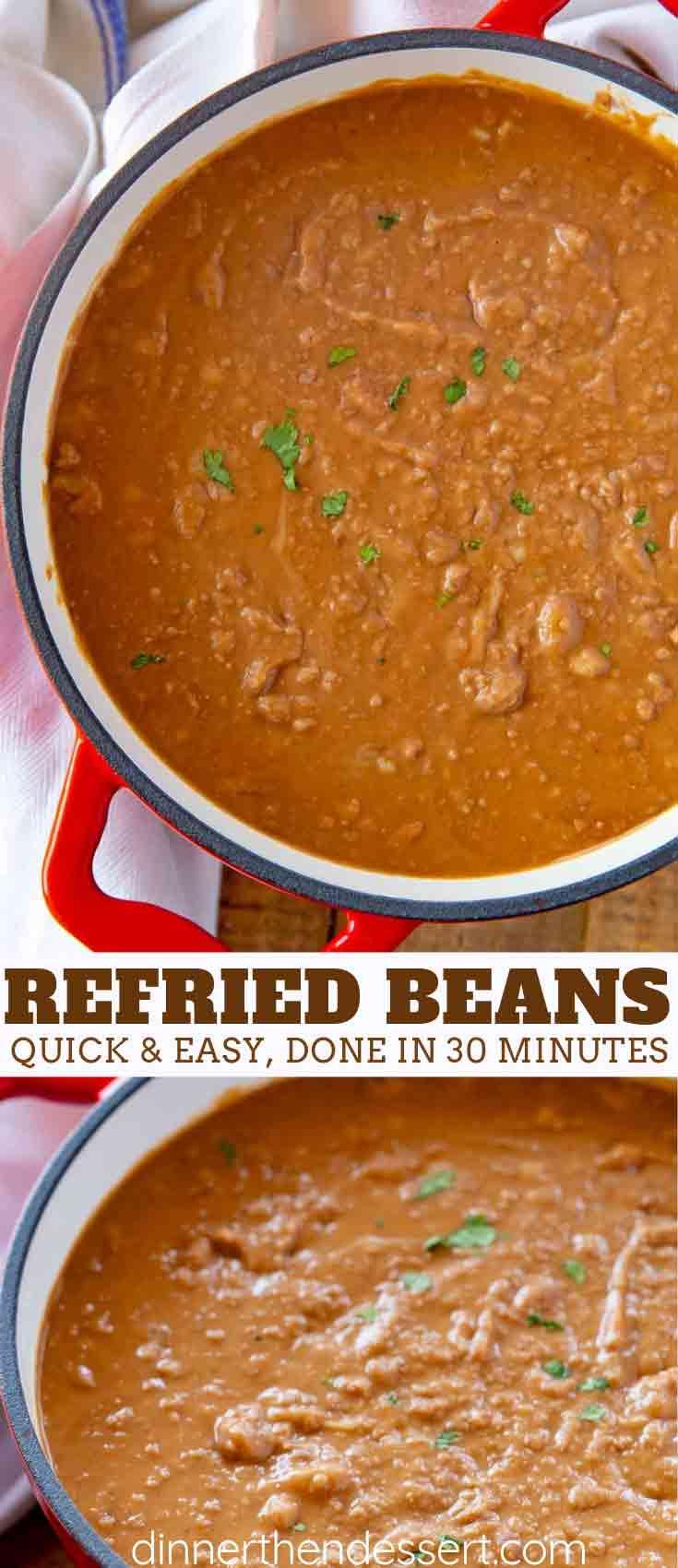 Vegetarian Refried Beans