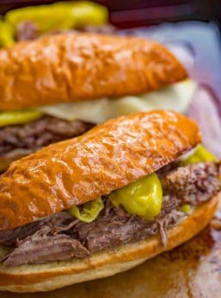 Italian Beef Sandwiches