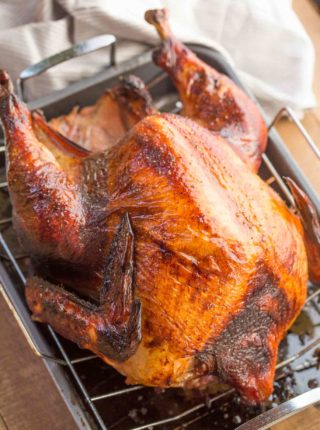 Cajun Roast Turkey