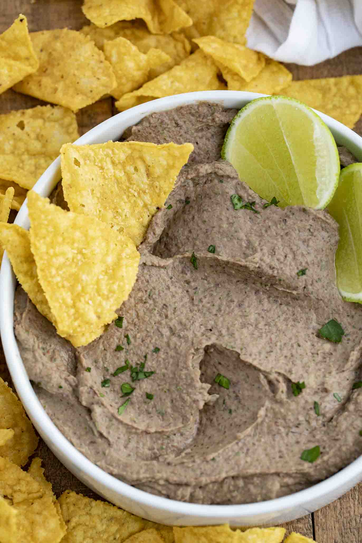 Quick and Easy Black Bean Dip