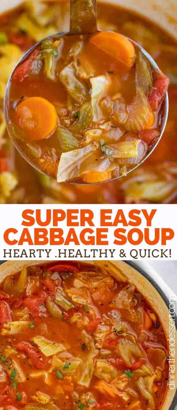 Healthy Cabbage Soup