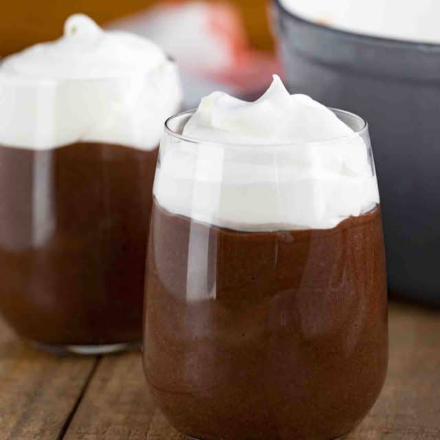 Quick and Easy Chocolate Pudding