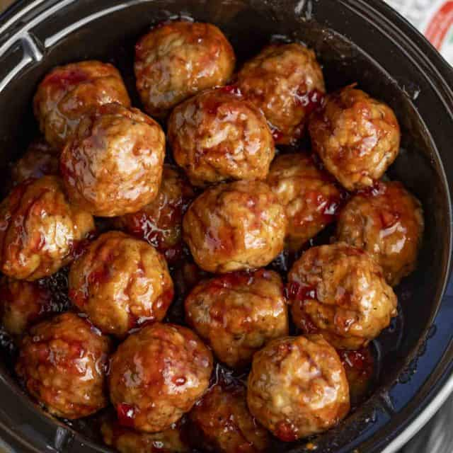 Cocktail Meatballs
