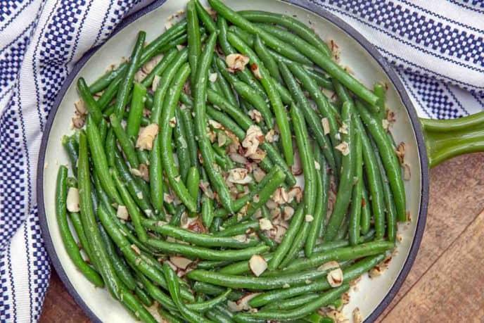Green Bean Almondine Recipe
