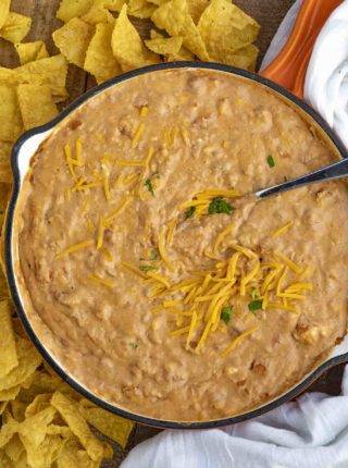 Ultimate Bean Dip