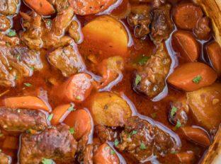 Ultimate Beef Stew