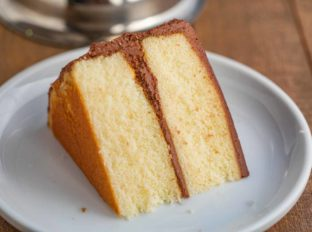 Yellow Cake Recipe