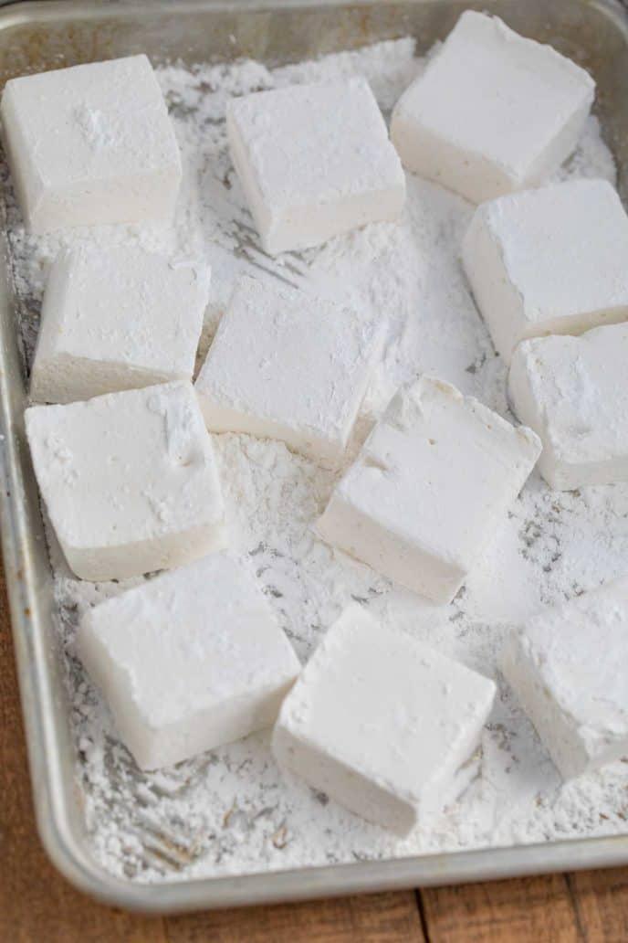 Easy Homemade Marshmallows