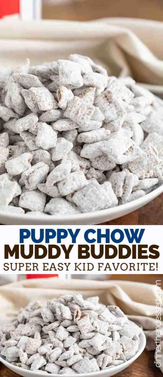 Puppy Chow (Muddy Buddies)