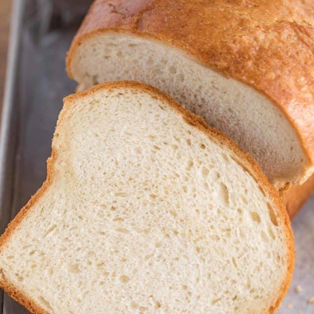Slice of White Bread