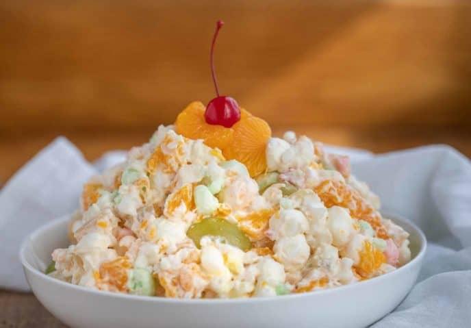 Creamy Ambrosia Salad