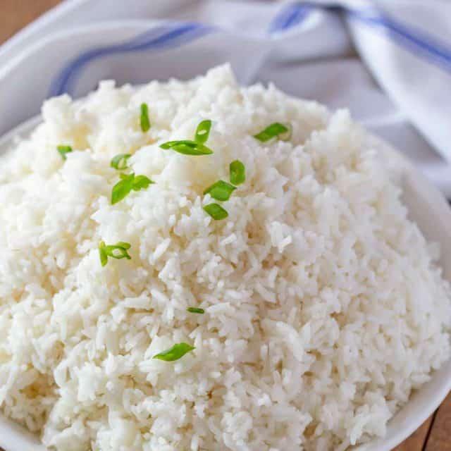 Sticky Takeout Rice