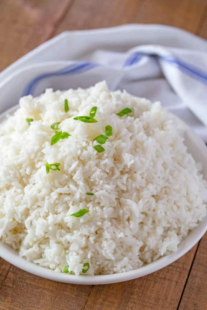 Sticky Takeout Rice