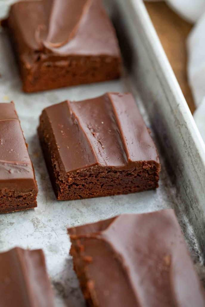 Easy Brownie Recipe Chewy