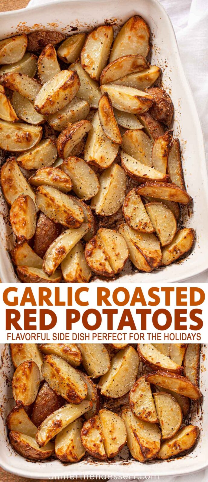 Roasted Red Potatoes with Garlic