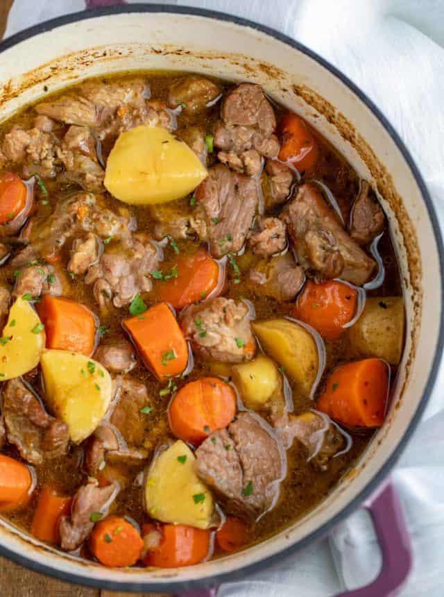 Classic Lamb Stew