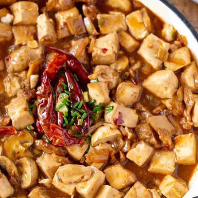 Chinese Mapo Tofu