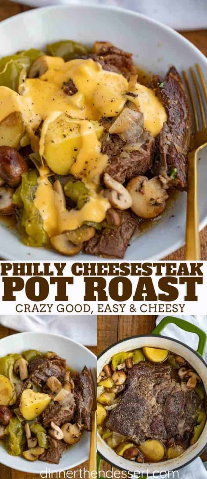 Philly Pot Roast
