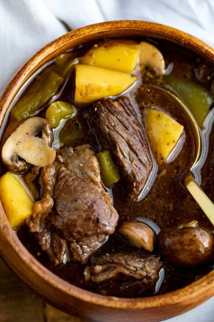Philly Beef Stew