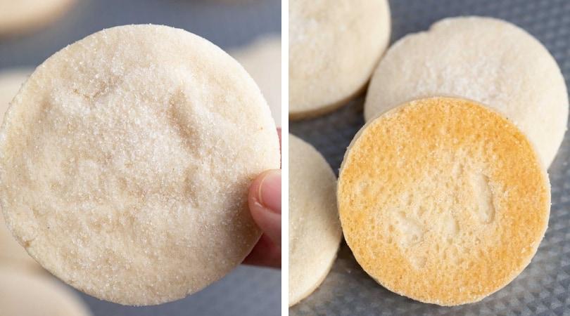 Rolled Sugar Cookies Dinner Then Dessert