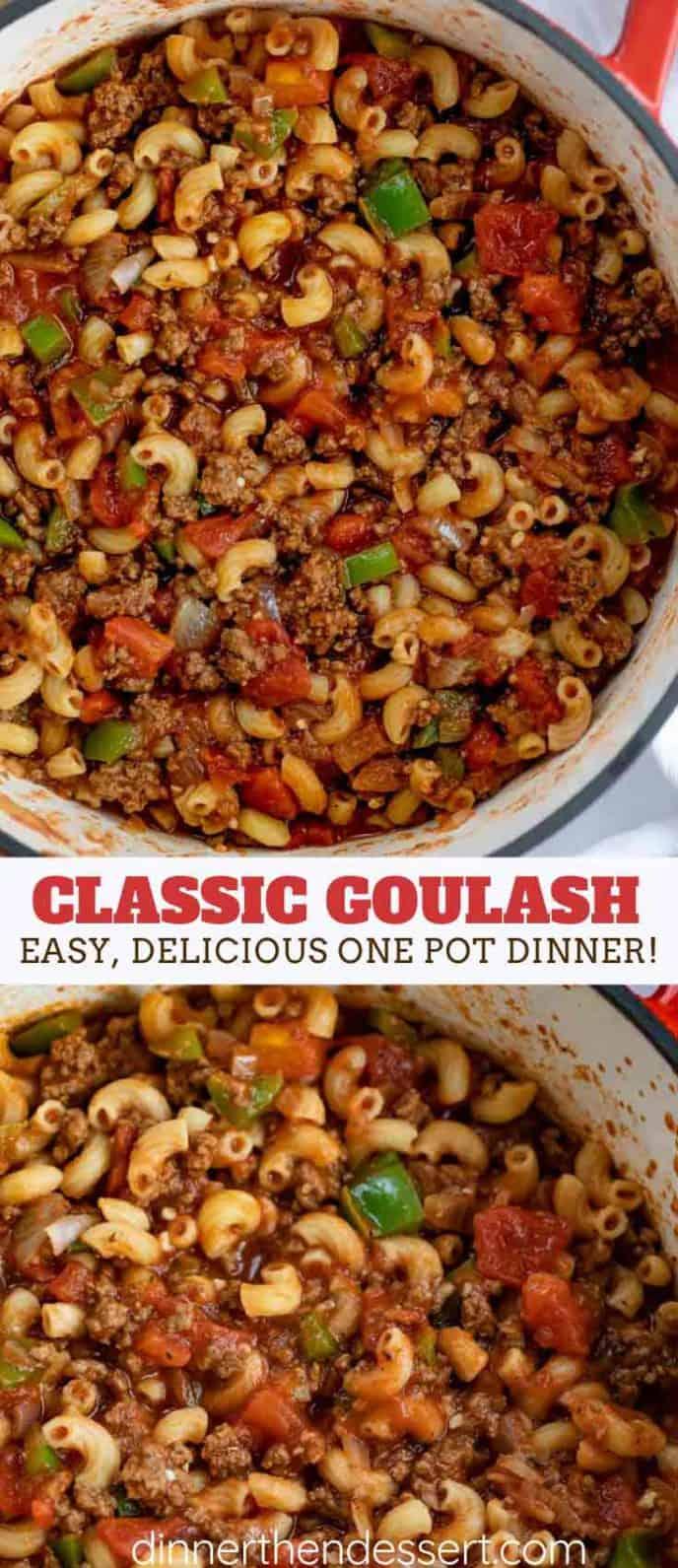 Classic Goulash