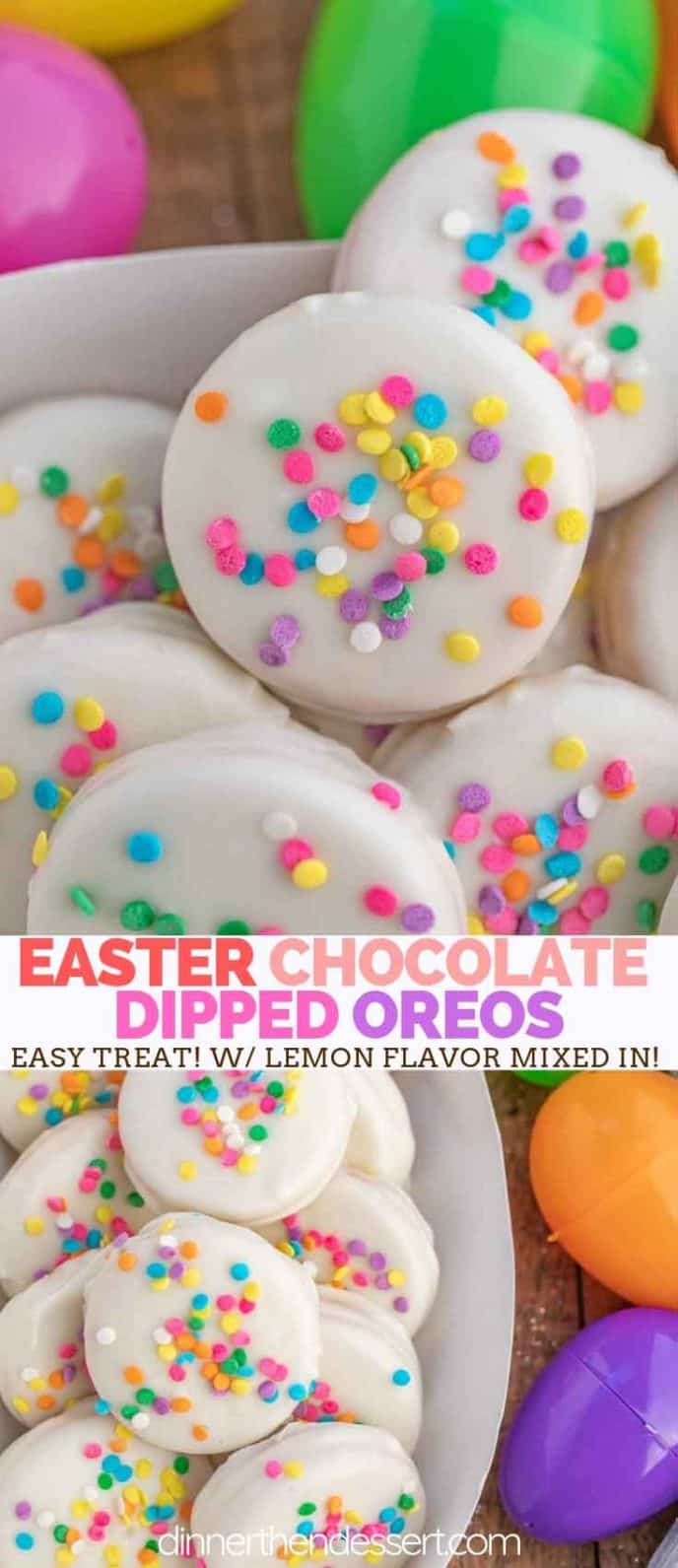 Easter Oreos