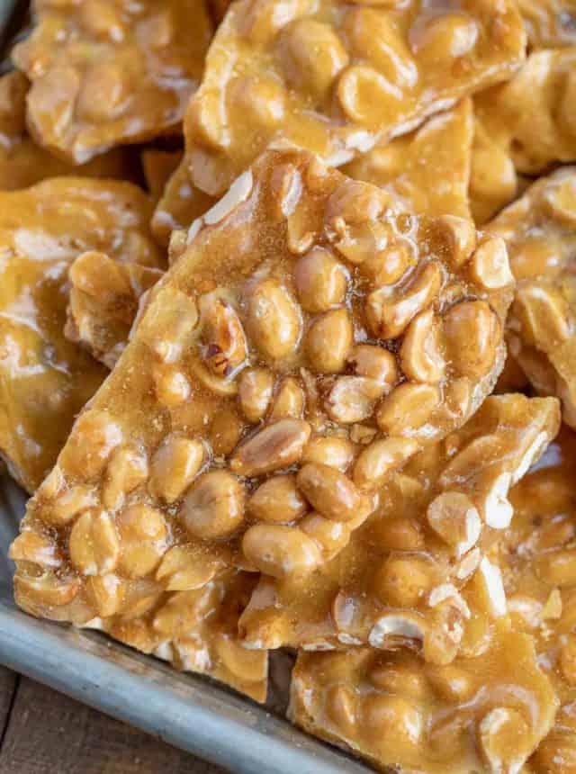 Peanut Brittle