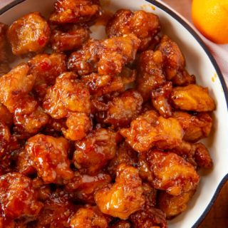 Baked Orange Chicken Recipe