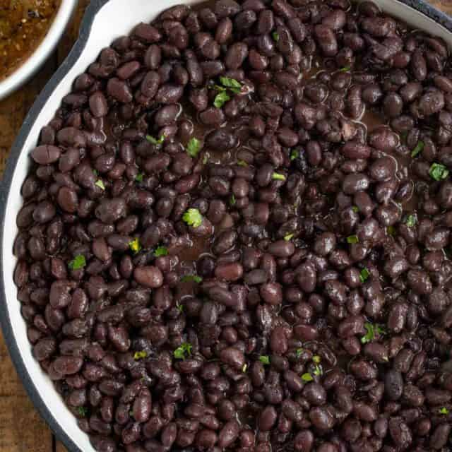 Chipotle Black Beans Copycat Recipe