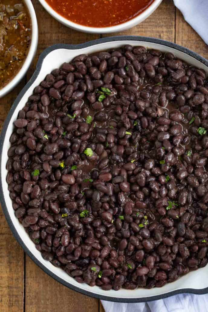 Chipotle Black Beans Copycat Recipe