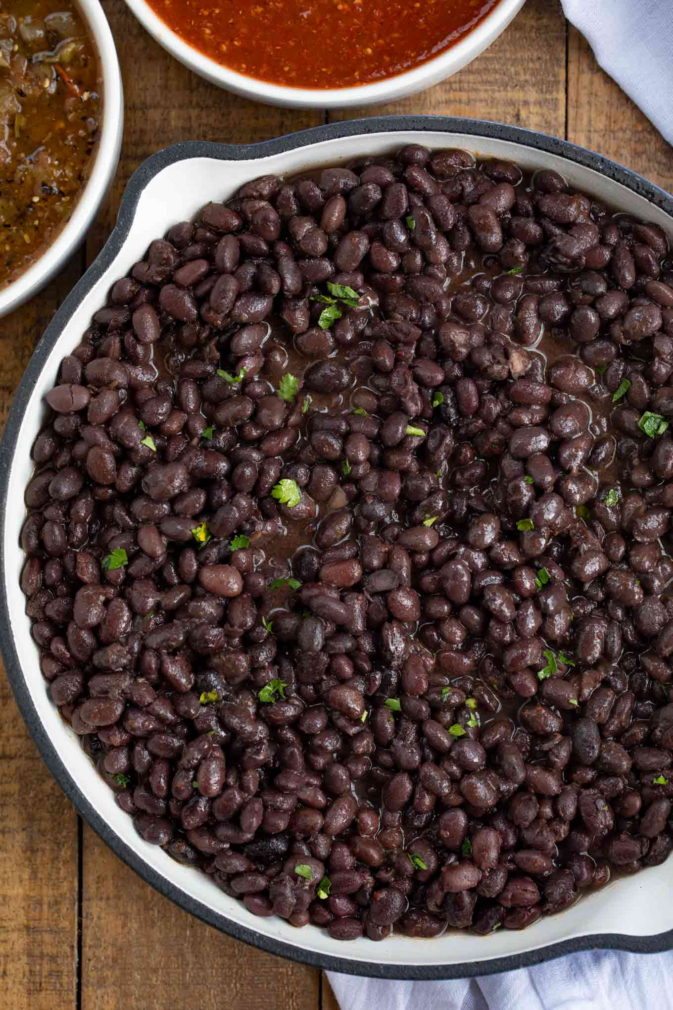 Chipotle Black Beans Copycat Dinner Then Dessert