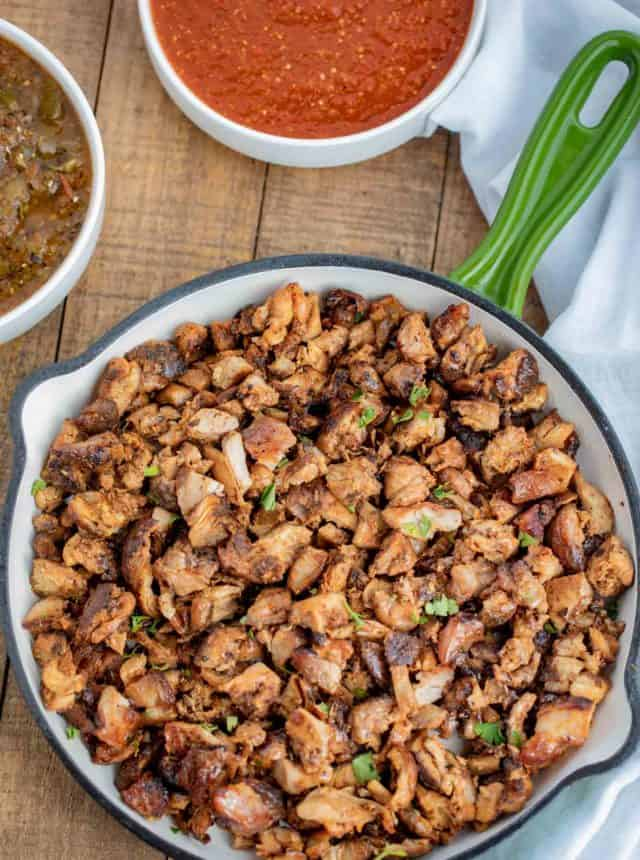 Chipotle Chicken Copycat Recipe