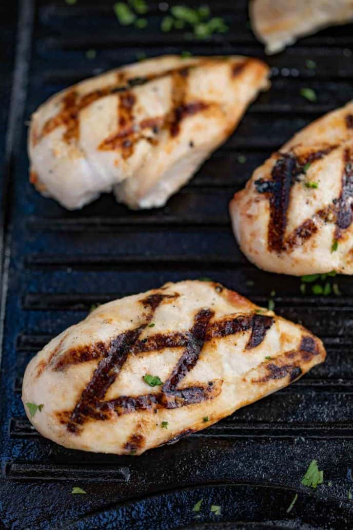 Easy Grilled Chicken