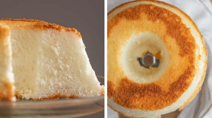 Perfectly Light Angel Food Cake Fail Proof Dinner