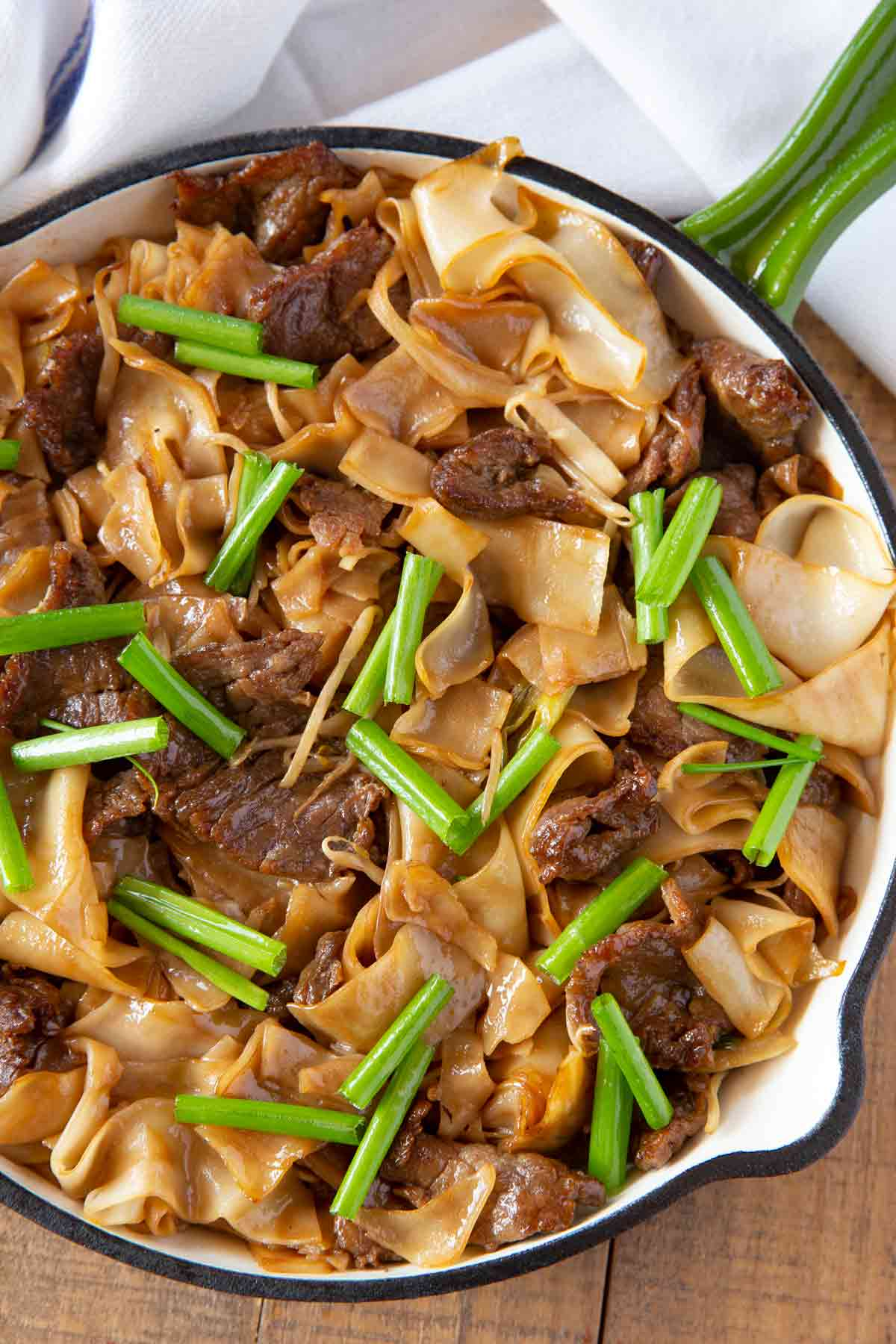 Authentic And Easy Beef Chow Fun Dinner Then Dessert