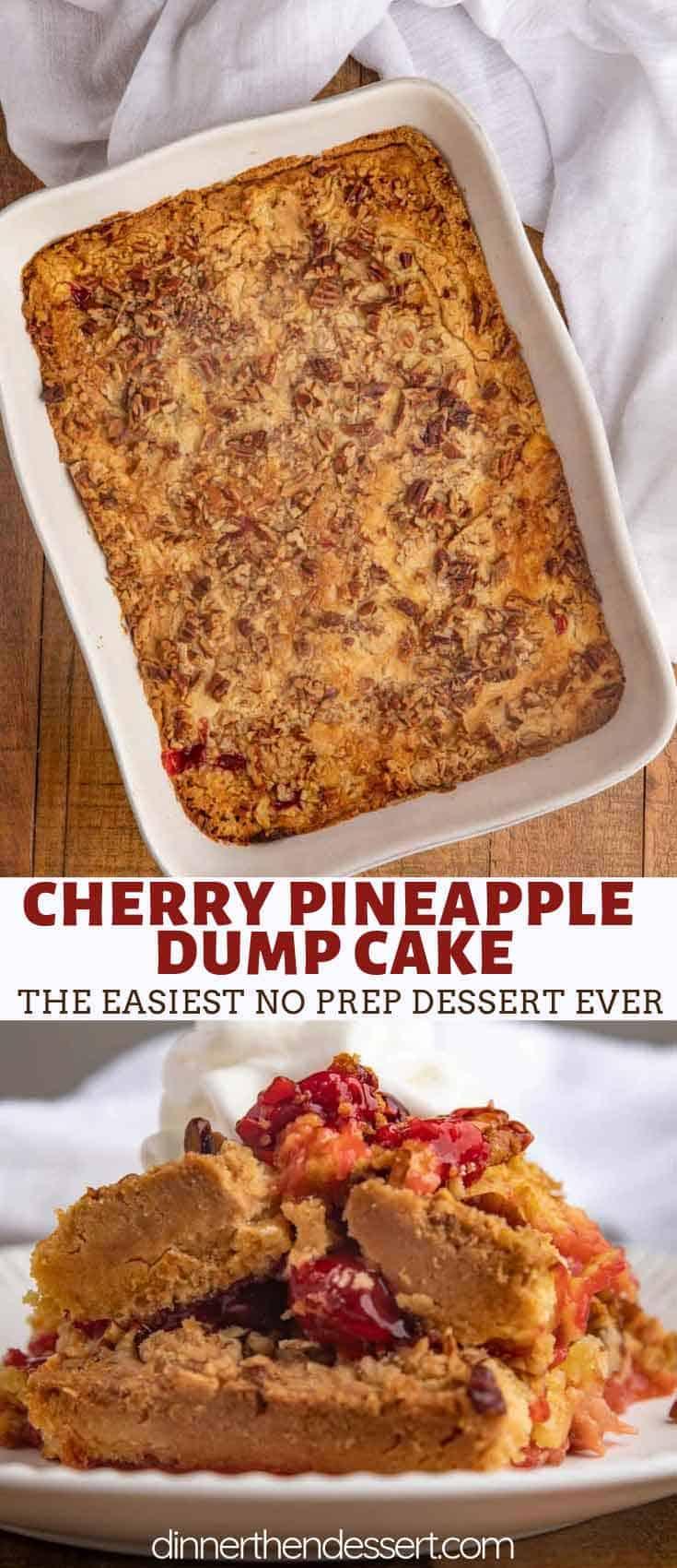 Dump Cake Recipes Cherry