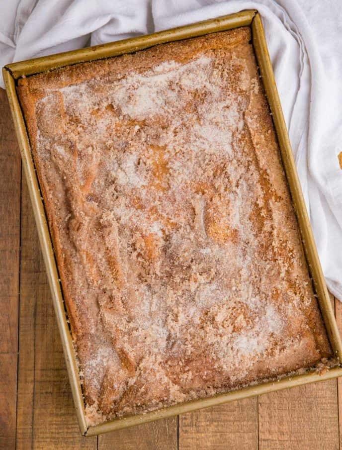 Sopapilla Cheesecake Bar Recipe