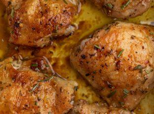 Rosemary Baked Chicken