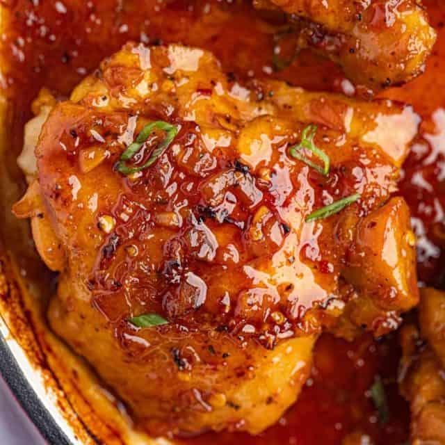 Hawaiian Shoyu Chicken