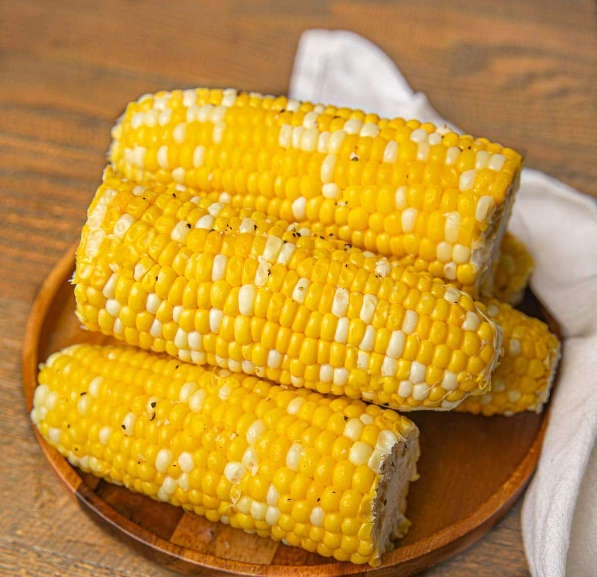 Milk Boiled Corn