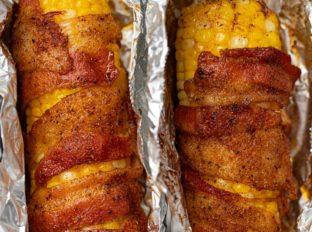 BBQ Bacon Corn