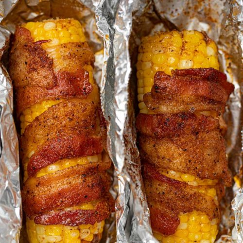 BBQ Bacon Corn
