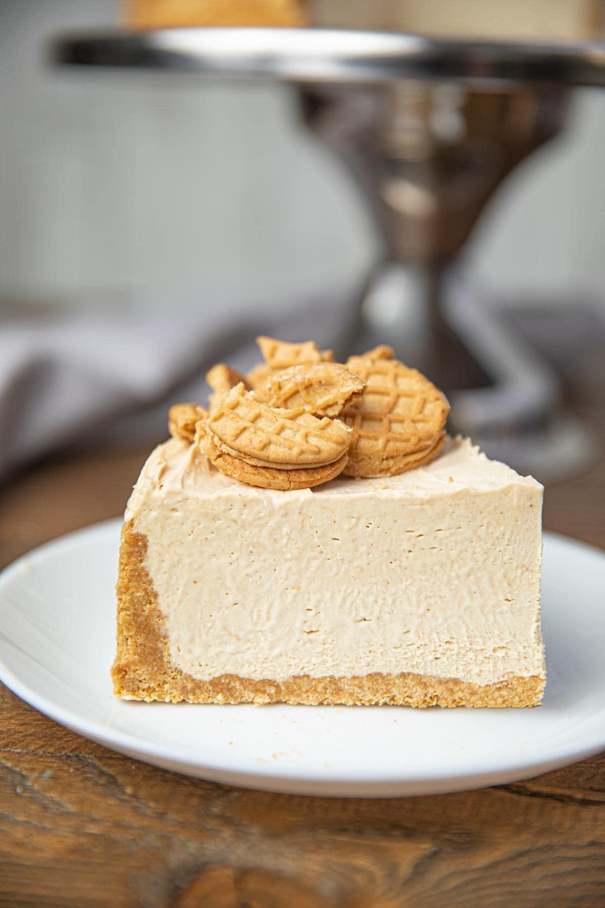 Peanut Butter Pie W Nutter Butter Crust Dinner Then