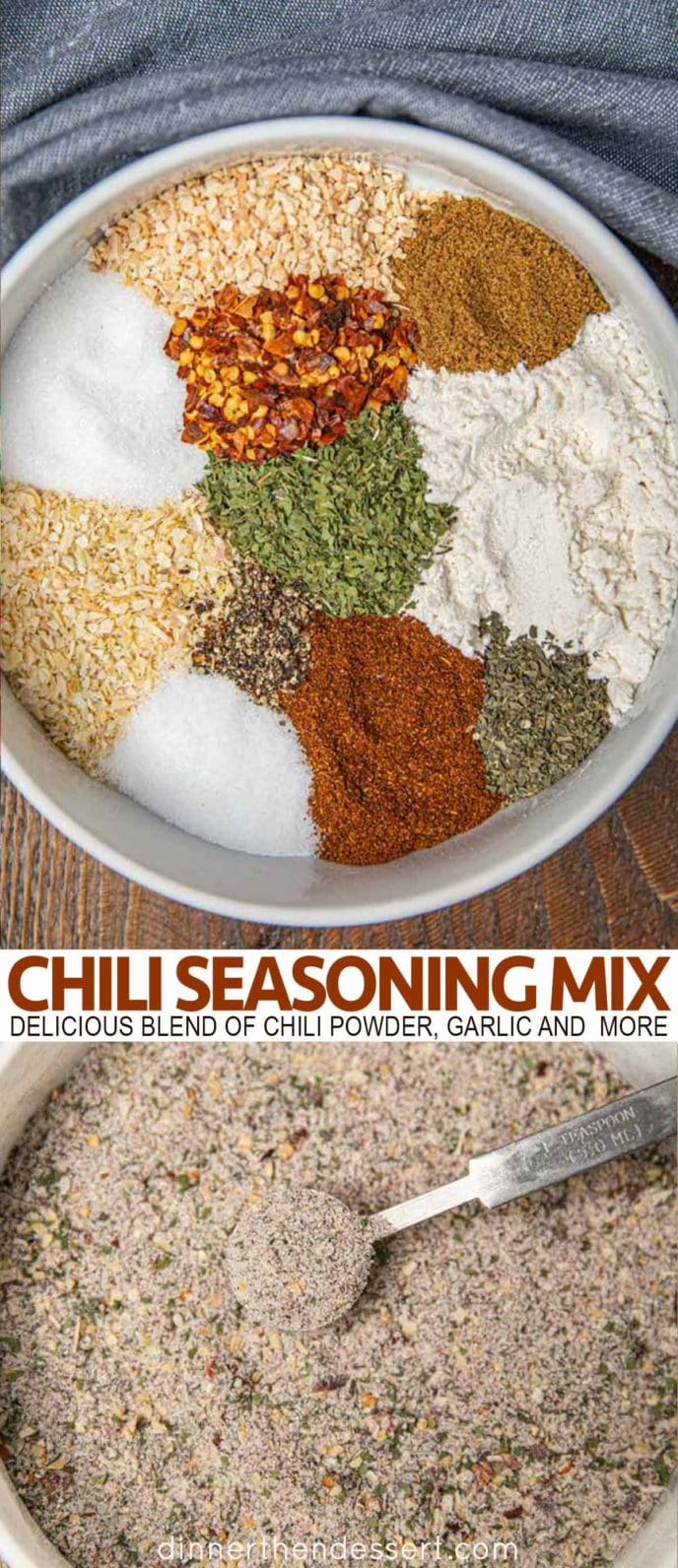 Chili Seasoning Blend