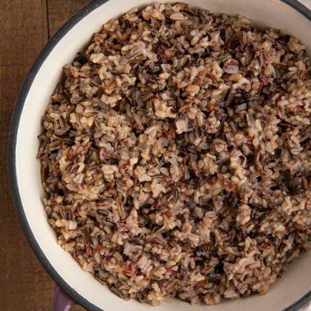 Easy Wild Rice