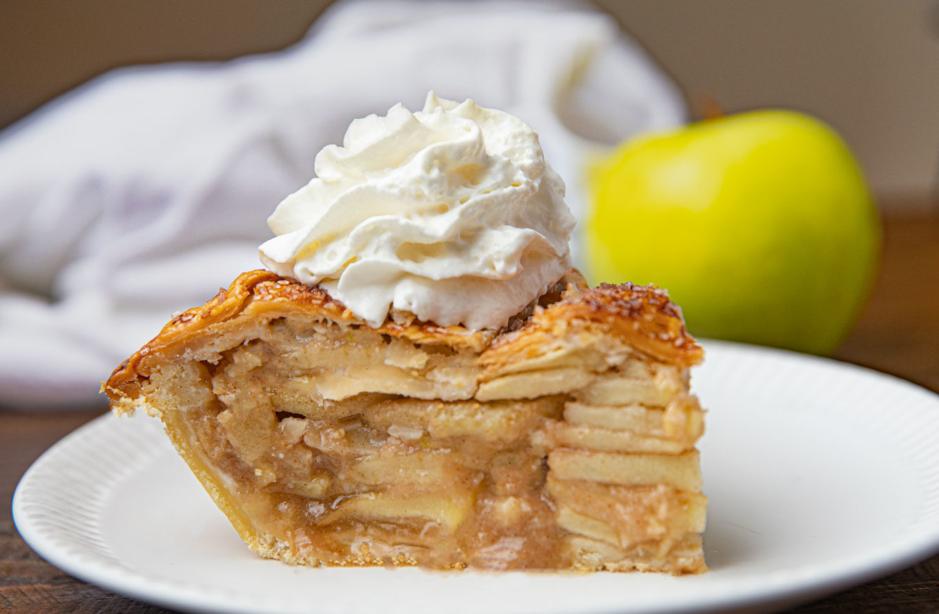 Slice Apple Pie