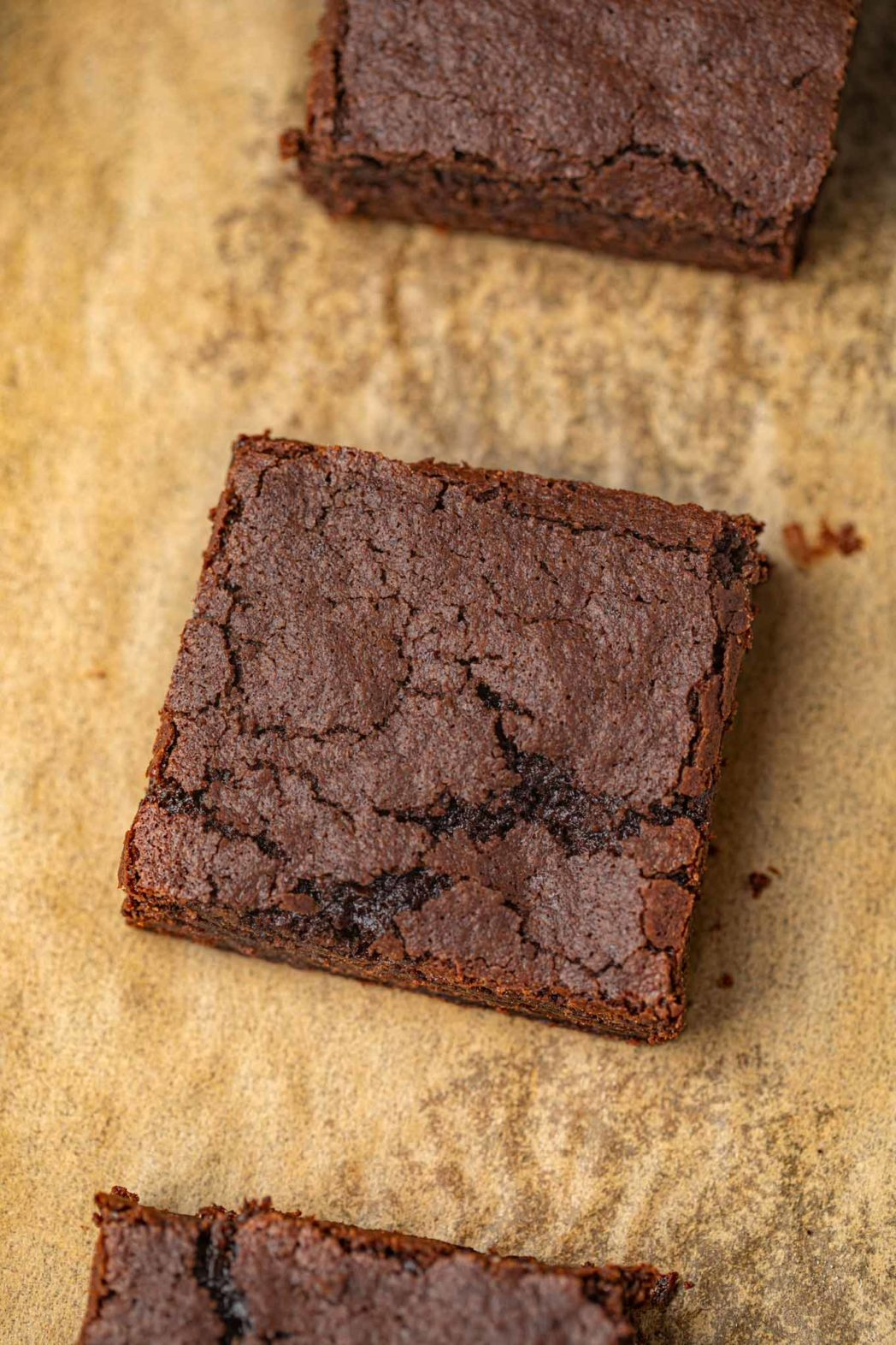Piece of brownie