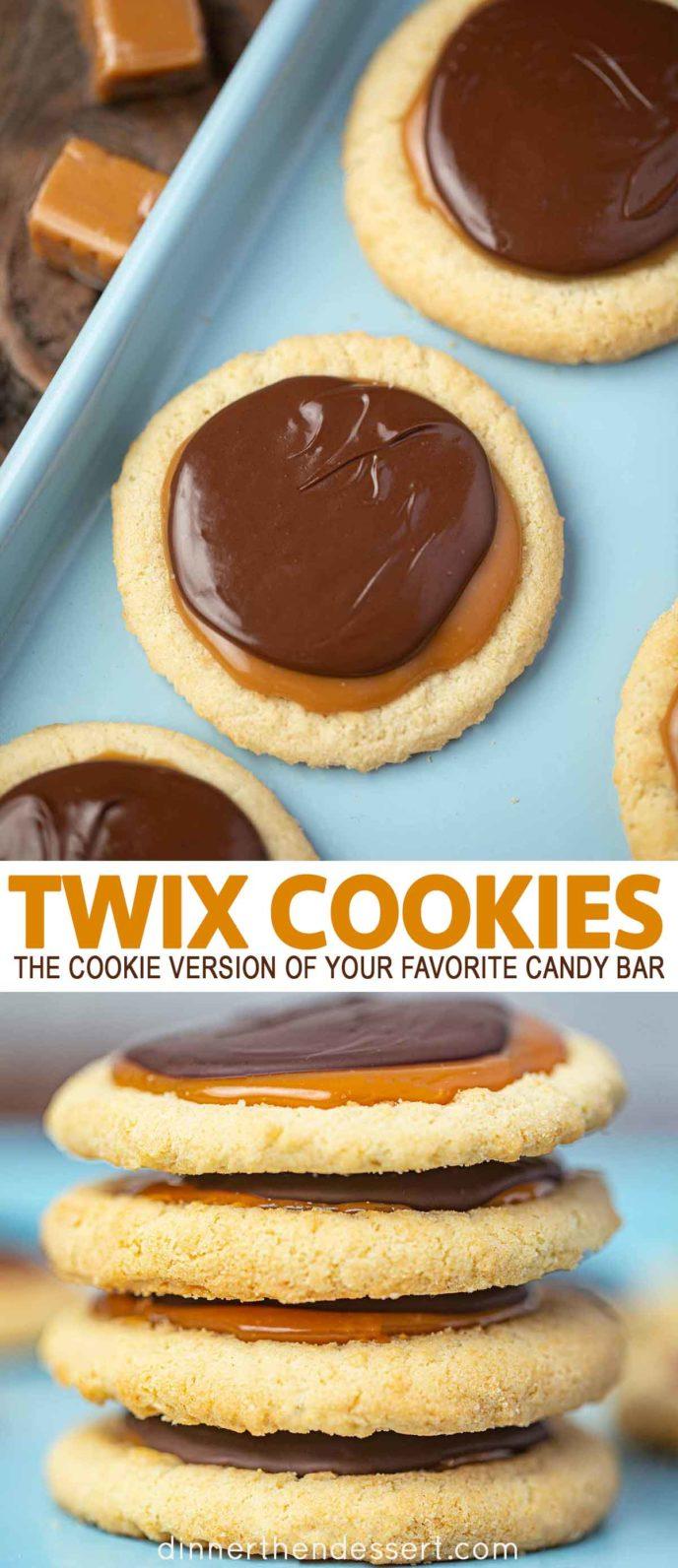 Twix Cookie
