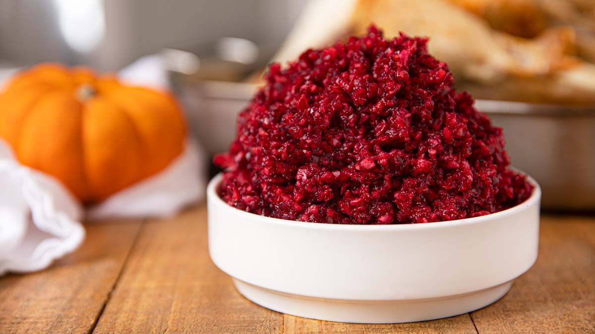 Cranberry Relish Recipe A Fresh Cranberry Sauce Dinner Then Dessert